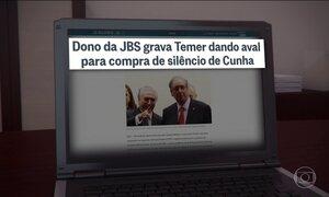 Jornal da Globo - Edição de quarta-feira 17/05/2017