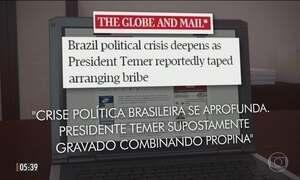 Denúncias têm repercussão desastrosa no cenário internacional