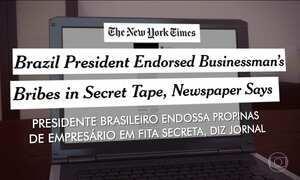 Escândalo na política brasileira repercute na imprensa internacional