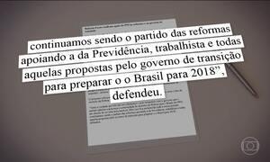 Tática da defesa do Planalto é contestar provas como a gravação feita por Joesley