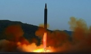 Coreia do Norte lança o segundo míssil em uma semana