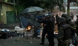 Polícia prende 38 pessoas em operação contra o tráfico na Cracolândia de SP