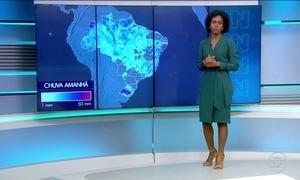Confira a previsão do tempo para a terça-feira (23) em todo o país