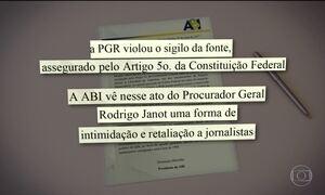 Jornalista se demite após conversa com irmã de Aécio ser gravada e divulgada
