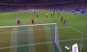 Confira os gols da noite na Copa do Brasil, Libertadores e Copa do Nordeste