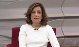 Miriam Leitão critica uso das Forças Armadas para manter a ordem