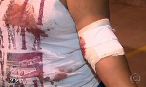 Jovem de 18 anos, mãe de um bebê de 9 meses, morre vítima de bala perdida no RJ