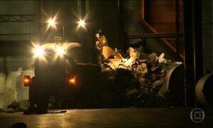 Explosão em fábrica deixa três mortos em Andradina (SP)