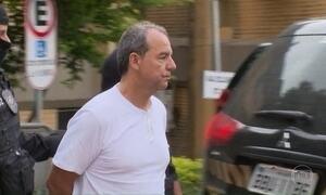 Sérgio Cabral é transferido do Complexo Penitenciário de Bangu