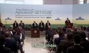 Veja os principais pontos do Plano Safra da Agricultura Familiar