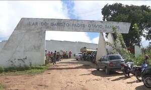 Sete adolescentes morrem durante rebelião na cidade de Lagoa Seca, na Paraíba
