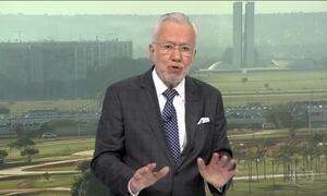 Alexandre Garcia comenta rotina de mais um julgamento de políticos