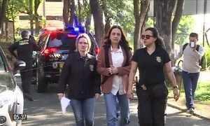 STF mantém prisão da irmã do senador Aécio Neves