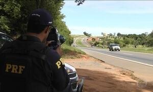 Excesso de velocidade preocupa Polícia Rodoviária no feriado