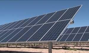 Maior parque de energia solar do país começa a funcionar na Bahia