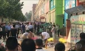 Explosão em escola infantil chinesa mata sete pessoas e fere 66 incluindo crianças