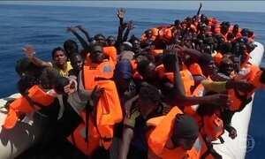 Vinte pessoas por minuto deixam suas casas por conflitos e violações dos direitos humanos