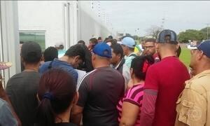 Dobra o número de venezuelanos que pediram refúgio no Brasil