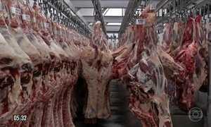 Ministério da Agricultura suspende exportações de cinco frigoríficos para os EUA