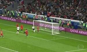 Alemanha e Chile empatam pela Copa das Confederações