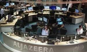 Países árabes querem fim da TV Al-Jazeera para pôr fim ao bloqueio ao Catar
