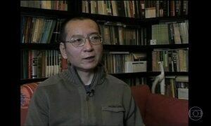 Governo chinês liberta o ativista e vencedor do Prêmio Nobel da Paz de 2010, Liu Xiaobo