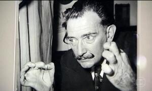 Mulher luta na Justiça para provar que é filha do pintor Salvador Dalí