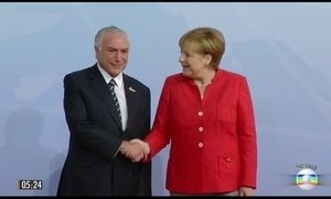 Encontro entre Donald Trump e Vladimir Putin é aguardado no G20