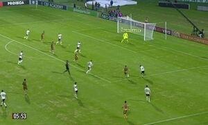 Sport vence o Coritiba por 3 a 0