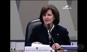 Comissão de Constituição e Justiça do Senado sabatina Raquel Dodge