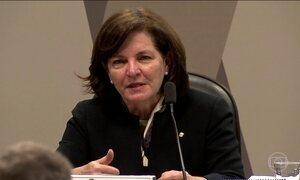 Raquel Dodge é aprovada para ocupar a vaga de procuradora-Geral da República