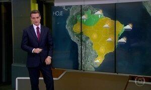 Frente fria avança no domingo (16) pelo RS