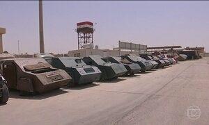 PF do Iraque apreende 23 carros-bomba que seriam usados pelo Estado Islâmico em Mossul