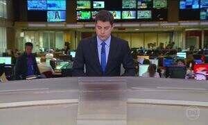 Jornal Hoje - Edição de sexta-feira,14/07/2017