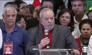 Defesa de Lula recorre no processo em que ele foi condenado na Lava Jato