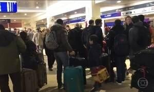 Brasileiros que viajaram para Bariloche, na Argentina, estão com dificuldades para voltar