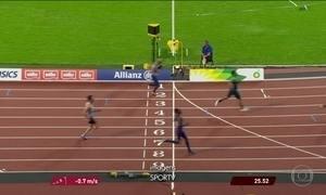 Brasil tem medalha no atletismo paralímpico e no mundial de esportes aquáticos