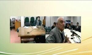 Lobista acusado de corrupção e lavagem de dinheiro é interrogado pelo juiz Sérgio Moro