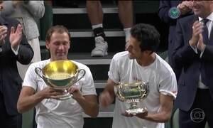 Conquista de Marcelo Melo recoloca o Brasil no topo do tênis mundial