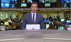 Jornal Hoje - Edição de sexta-feira, 21/07/2017