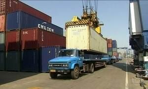 De cada US$ 4 dólares que o Brasil exportou no primeiro semestre US$ 1 foi para a China