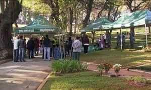 Corpo do ex-goleiro Valdir Peres é enterrado em São Paulo