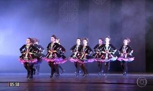 Festival revela talentos da dança em SC