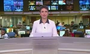 Jornal Hoje - Edição de terça-feira, 01/08/2017