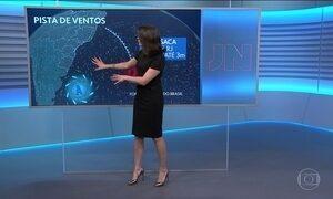 Confira a previsão do tempo para o sábado (5) em todo o país