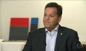 Relator da denúncia contra Temer pede desfiliação do PMDB