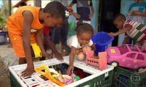 Conheça um dos projetos sociais beneficiados pelo 'Criança Esperança'
