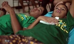 Criança Esperança beneficia projeto em Brasília
