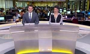 Jornal Hoje - Edição de segunda-feira, 14/08/2017