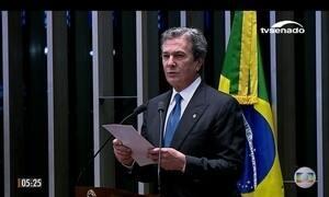 STF adia análise de denúncia contra Fernando Collor de Mello